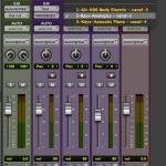 Assignations MIDI PT