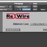 Plug ReWire Live